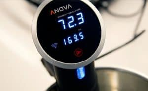 Anova Bluetooth Sous Vide Display