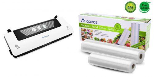 Aobosi Vacuum Sealer Bags Reviews