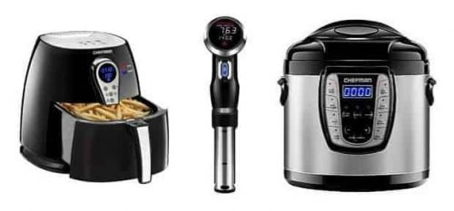 Chefman Small Appliance Reviews Updated April 2019 - CulinaryReviewer.com