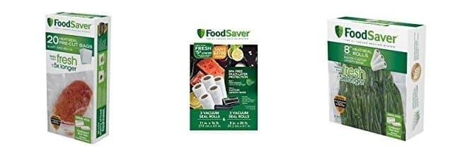 FoodSaver Vacuum Sealer Bags Reviews