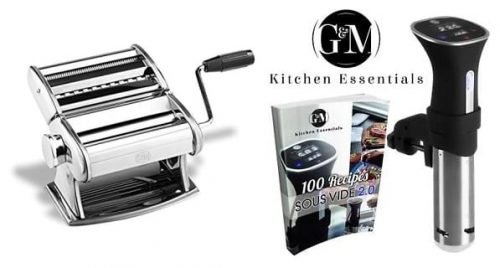 G&M Kitchen Essentials Small Appliance Reviews Updated April 2019 -  CulinaryReviewer.com