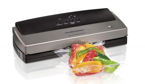Hamilton Beach Vacuum Sealer Reviews