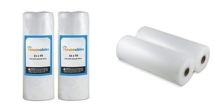 Housetables Vacuum Sealer Bags Reviews
