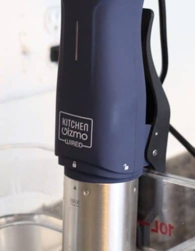Kitchen Gizmo Sous Vide KG-SV1