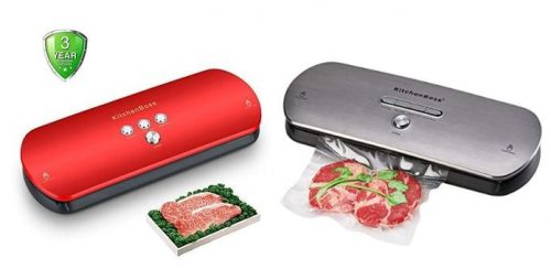 KitchenBoss Vacuum Sealer Reviews
