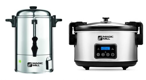 Magic Mill Small Appliance Reviews