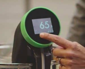 Nomiku WiFi Sous Vide Display