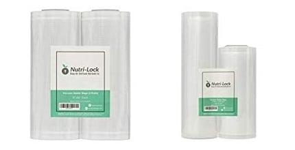 Nutri-Lock Vacuum Sealer Bags Reviews