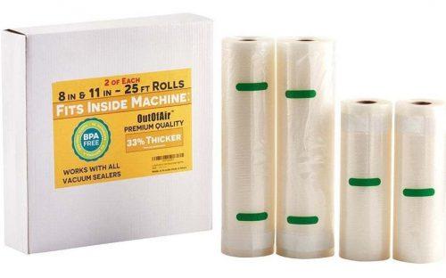 OutOfAir Vacuum Sealer Bags Reviews