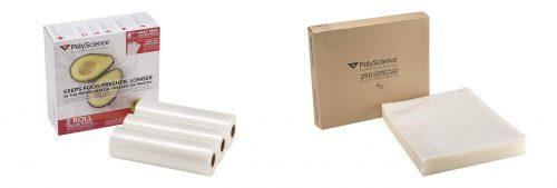 PolyScience Vacuum Sealer Bags Reviews