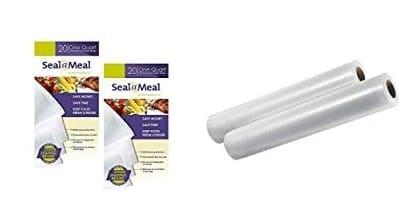 Seal-A-Meal Vacuum Sealer Bags Reviews