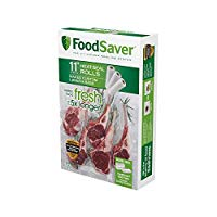 "FoodSaver 11""x16ft Vacuum Sealer Bag Roll (3 Rolls)"