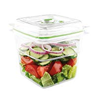 FoodSaver Vacuum Sealed Fresh Container, 8 Cup