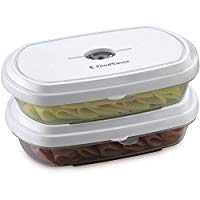 FoodSaver Deli FreshSaver Vacuum Storage Containers, 2-pack