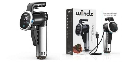 Wancle Sous Vide Reviews