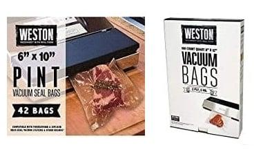 Weston Vacuum Sealer Bags Reviews